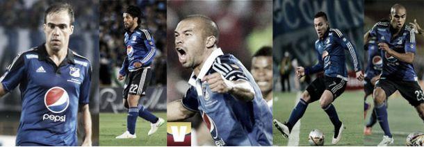 Son cinco los jugadores lesionados en el conjunto azul