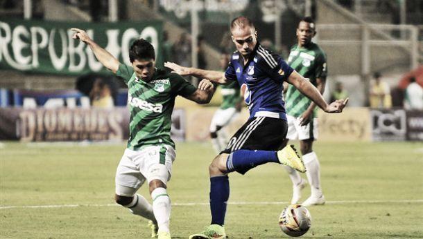 Millonarios - Deportivo Cali:El clásico añejo