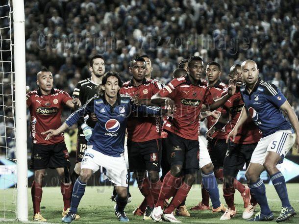Medellín – Millonarios : un duelo con necesidad de sumar para soñar con clasificar