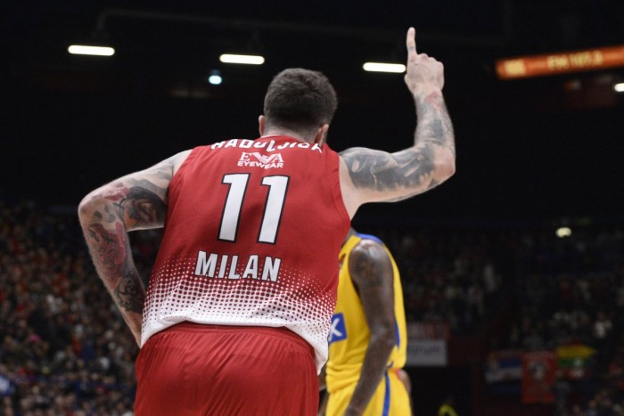 Eurolega 2016/17 - Raduljca-Macvan-Hickman, Milano sorride col brivido: Maccabi ko al Forum
