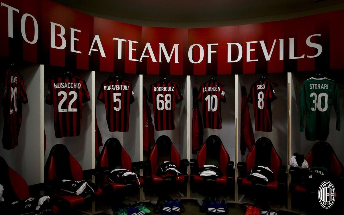 Serie A, le formazioni ufficiali di Milan - Napoli