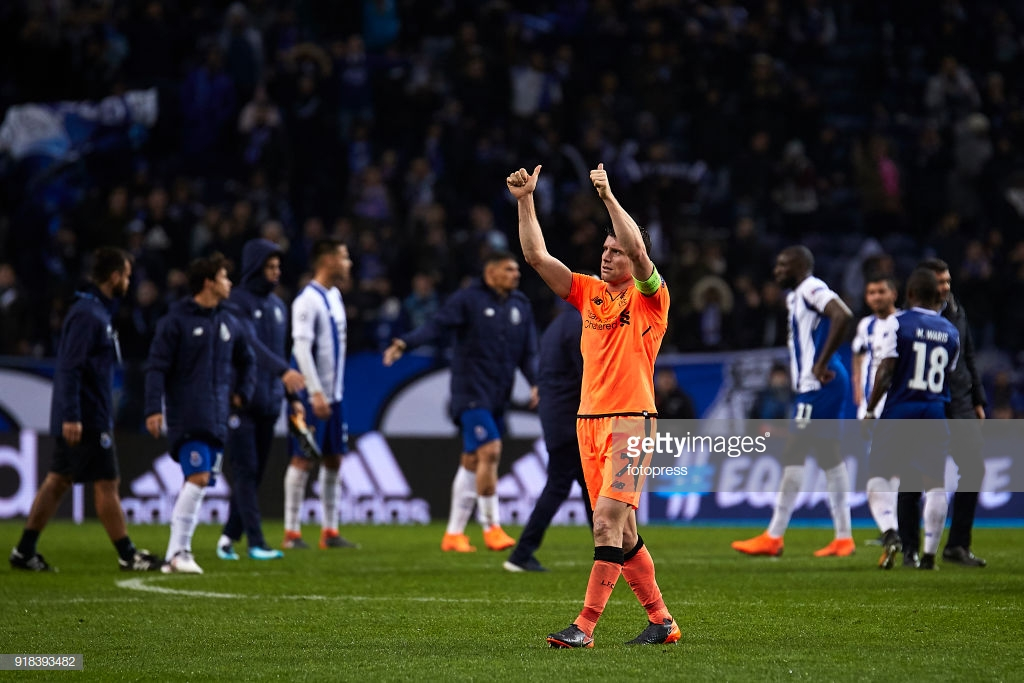 Liverpool must keep 'momentum going' after emphatic 5-0 win against Porto insists James Milner
