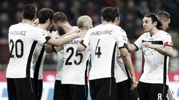 """Palermo, col Milan vinci solo 2-0: i precedenti al """"Meazza"""""""