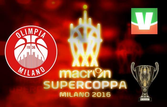 Supercoppa Italiana 2016, alla scoperta delle partecipanti. Ep. 1: Olimpia Milano