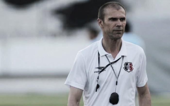Zagueiro Néris é vetado e Santa Cruz pode ter novidades para jogo contra Coritiba