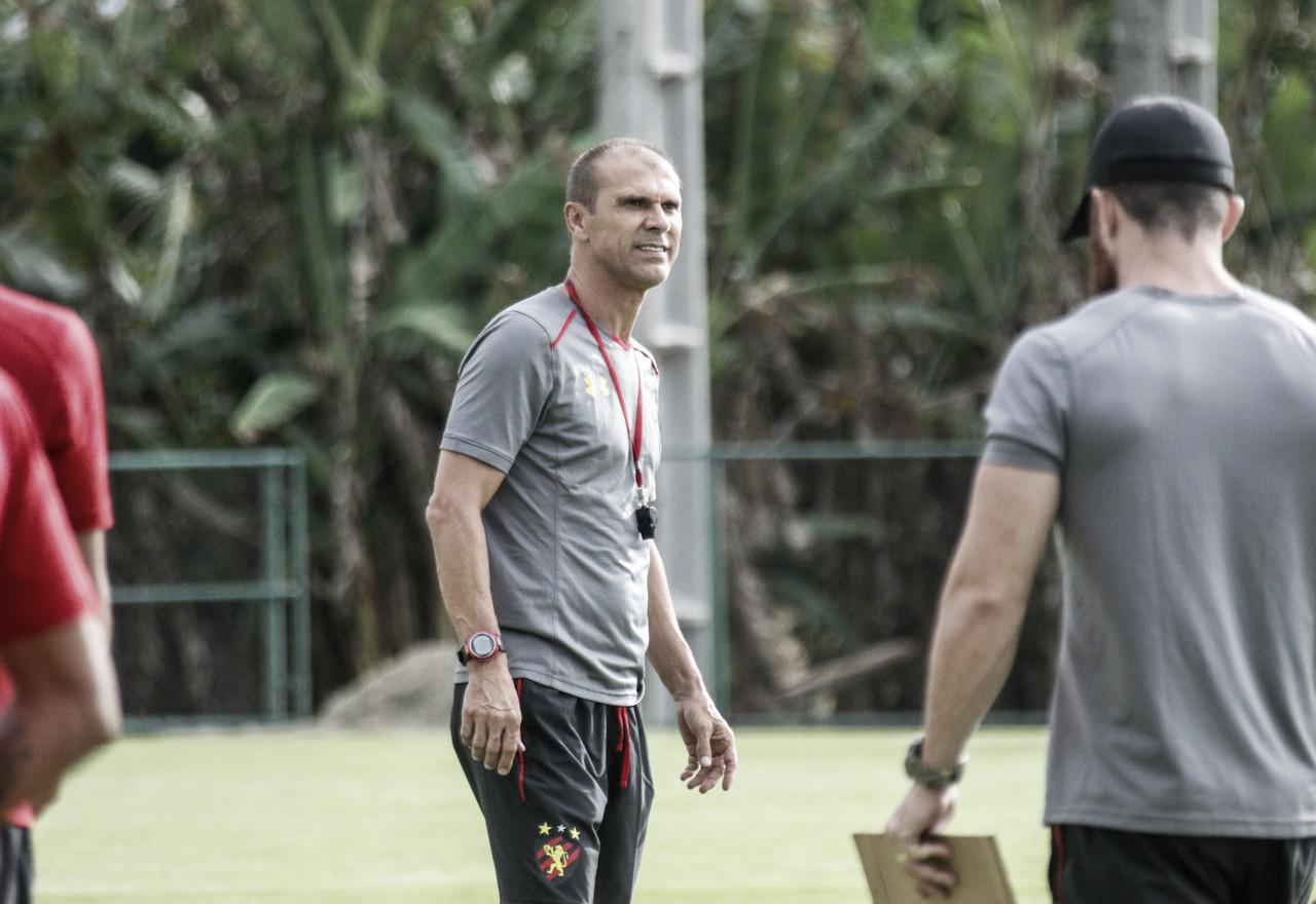 Milton Mendes valoriza 'empate importantíssimo' do Sport fora de casa contra o Fluminense