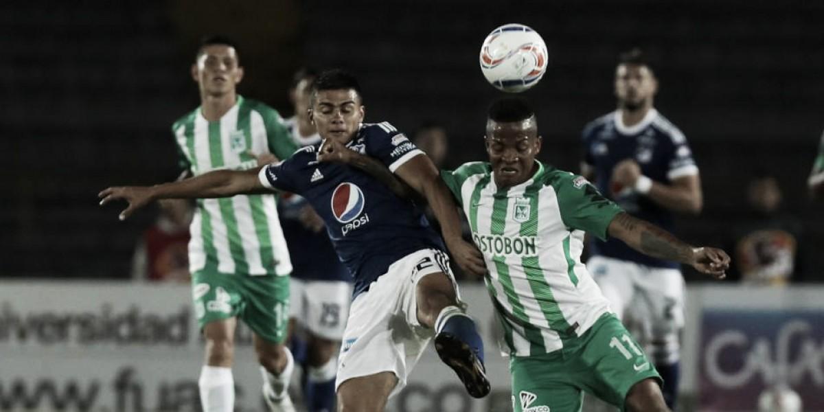 Los 'verdes' buscan recuperarse ganando en Bogotá