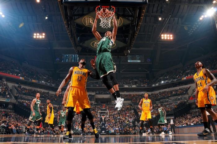 NBA - Vittorie esterne per Milwaukee e Boston, sconfitti Pacers e Jazz