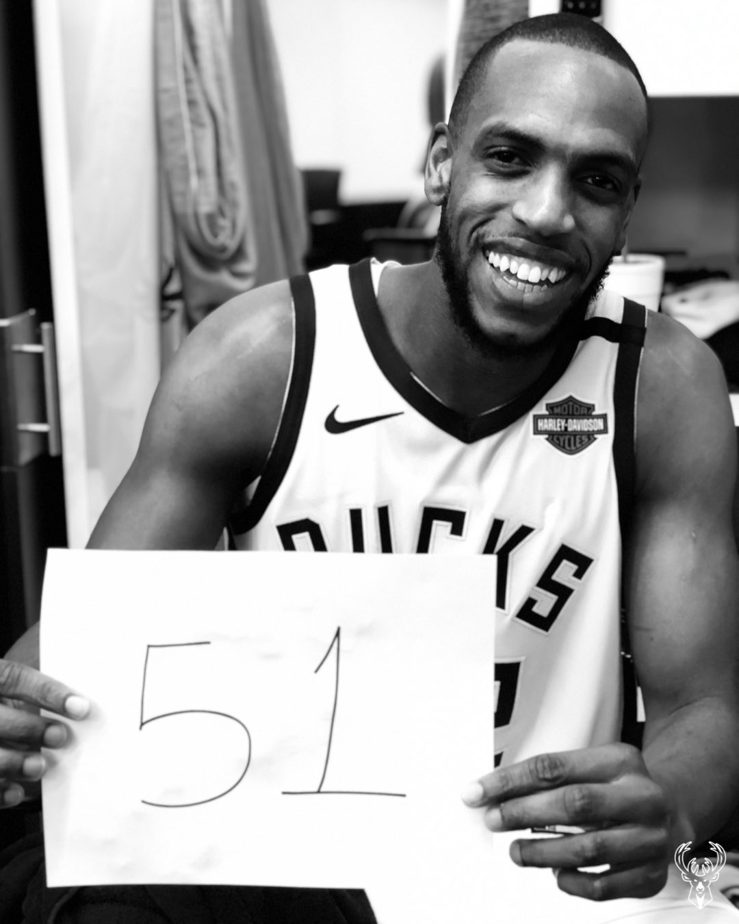 It's still outrageous that Khris Middleton is an unheralded scorer.