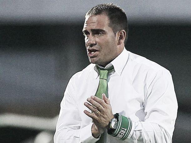 Bruno Ribeiro estreia-se hoje como treinador dos sadinos
