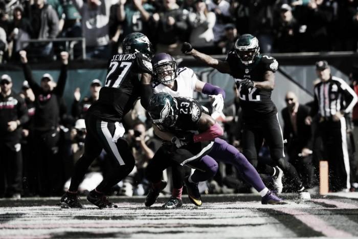Previa Vikings-Eagles: por el regreso a la Super Bowl
