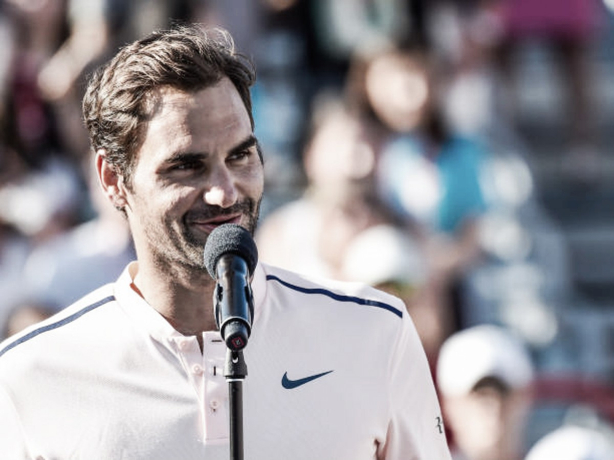 Roger Federer withdraws from Rogers Cup in Toronto