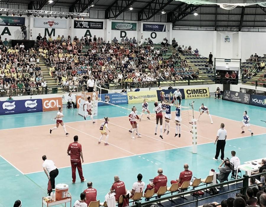Itambé/Minas derrota Osasco/Audax e avança à final da Copa Brasil