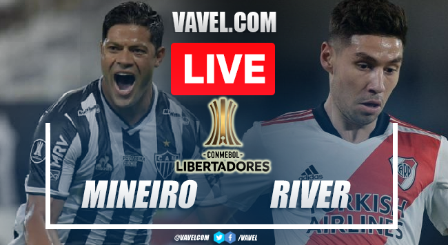 Goals and Highlights Atletico-MG 3-0 River Plate in Copa Libertadores