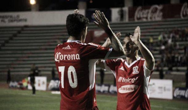 Mineros - San Luis: mero trámite en Zacatecas