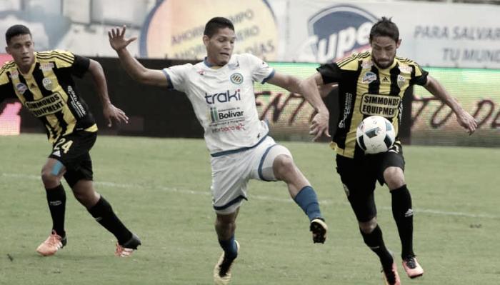 Resumen de la Jornada 16 del Torneo Apertura 2017