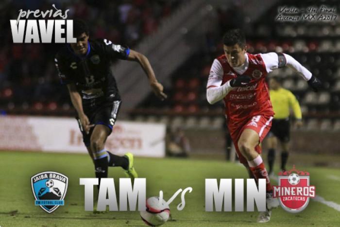 Previa Tampico - Mineros: la semifinal aguarda