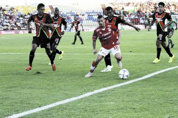 Mineros de Zacatecas - FC Juárez: por la ventaja en el Francisco Villa
