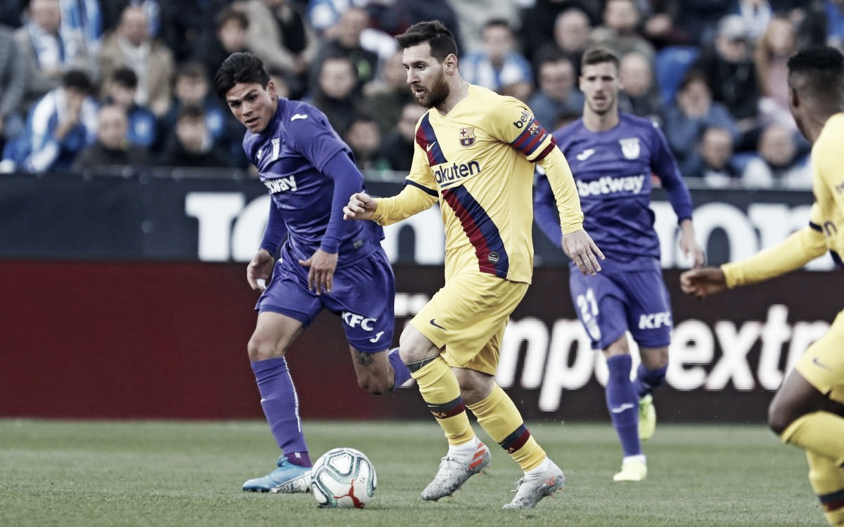 El 'pepinazo' llega al Camp Nou