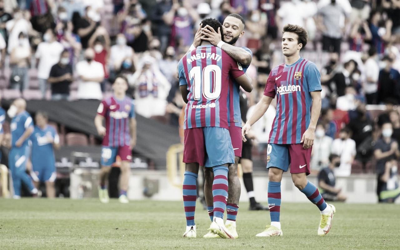 Resumen FC Barcelona vs Valencia CF en LaLiga Santander