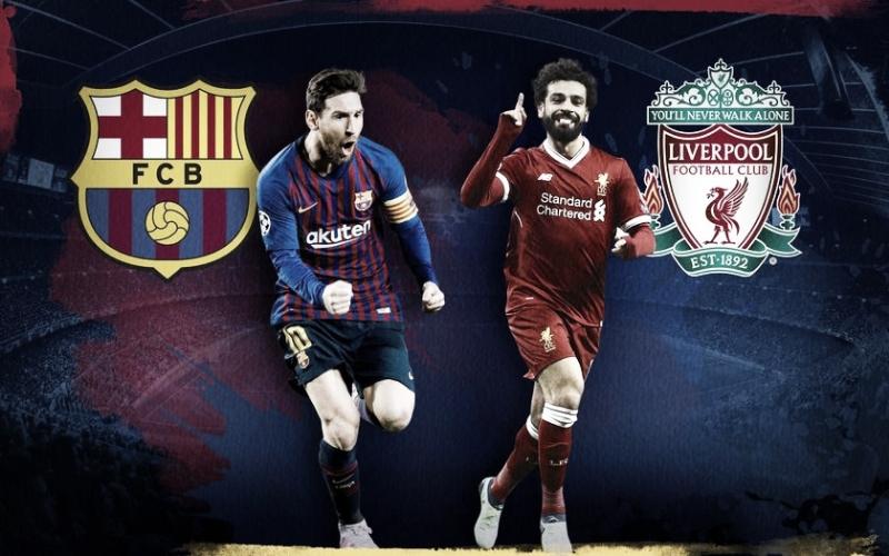 Dez títulos em campo: Barcelona e Liverpool iniciam disputa pela final da UCL