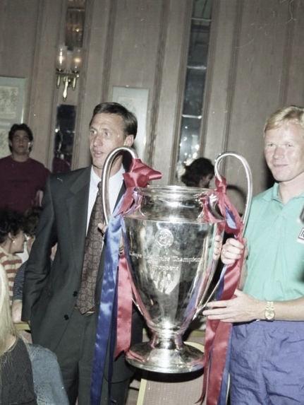 Una final inesperado de la UEFA Champions League 1993/94