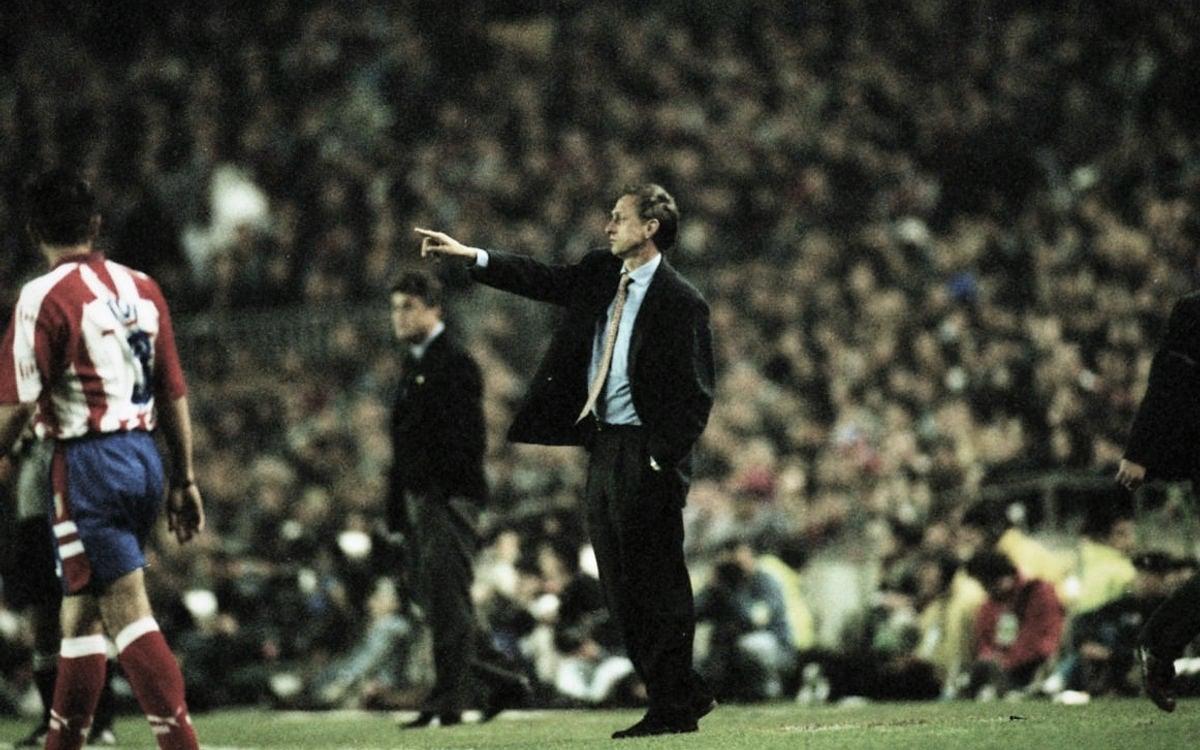 El paso de Johan Cruyff por el Barça