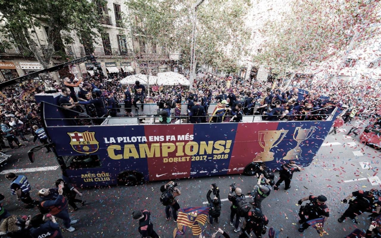 Novo rei da Espanha? Barcelona lidera títulos e artilharias da La Liga nos últimos 20 anos