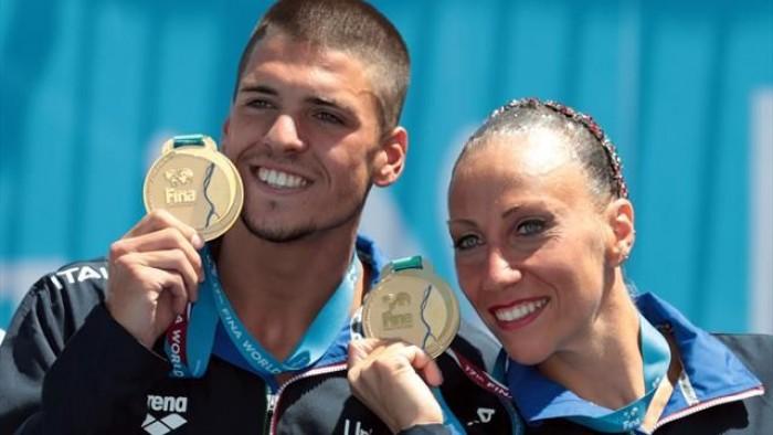 Nuoto sincronizzato, Mondiali 2017: Minisini-Flamini campioni del Mondo, storico oro per l'Italia