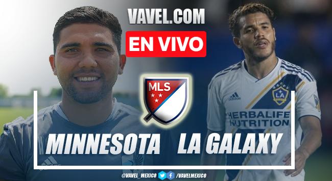 Goles y resumen del Minnesota 3-0 LA Galaxy en MLS 2021