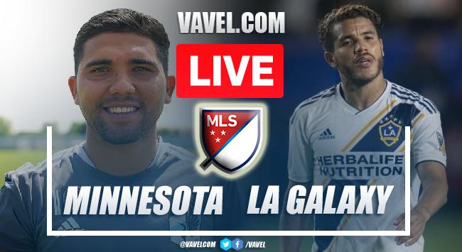 Goals and Highlights: Minnesota 3-0 LA Galaxy in 2021 MLS