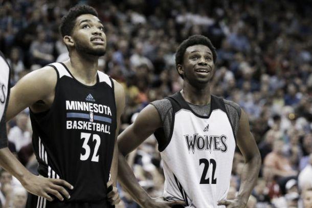 Nba, i Minnesota T-Wolves e la meglio gioventù