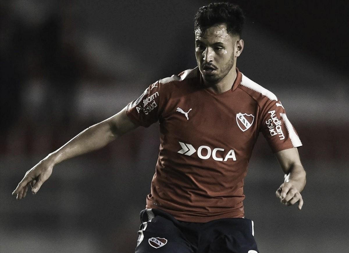 """Sánchez Miño: """"Nosotros pensamos en Independiente"""""""