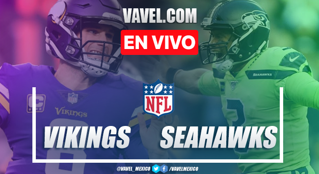 Resumen y touchdowns:  Minnesota Vikings 30-37 Seattle Seahawks en NFL 2019