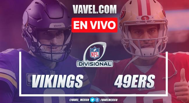 Resumen y touchdowns: Minnesota Vikings 10-27 San Francisco 49ers en NFL Playoffs 2020