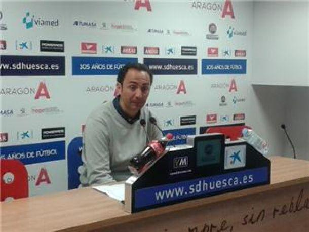 Ojeda y Helguera abandonarán la directiva de la SD Huesca