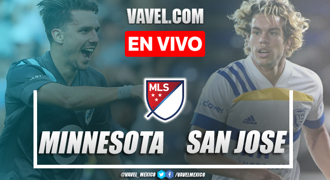 Goles y resumen delMinnesota 2-2 vs San José Earthquakesen MLS 2021