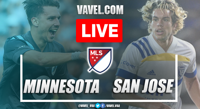 Goals and Highlights: Minnesota 2-2 San Jose Earthquakesin MLS 2021