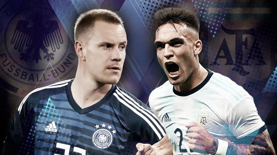 Previa Alemania - Argentina: un duelo con mucha historia