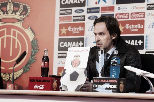"""Miquel Soler: """"El Alcorcón es un equipo muy competitivo"""""""