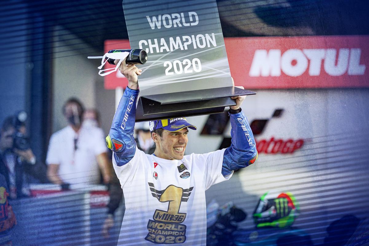 100 aniversario de Suzuki, un Campeonato del mundo como regalo