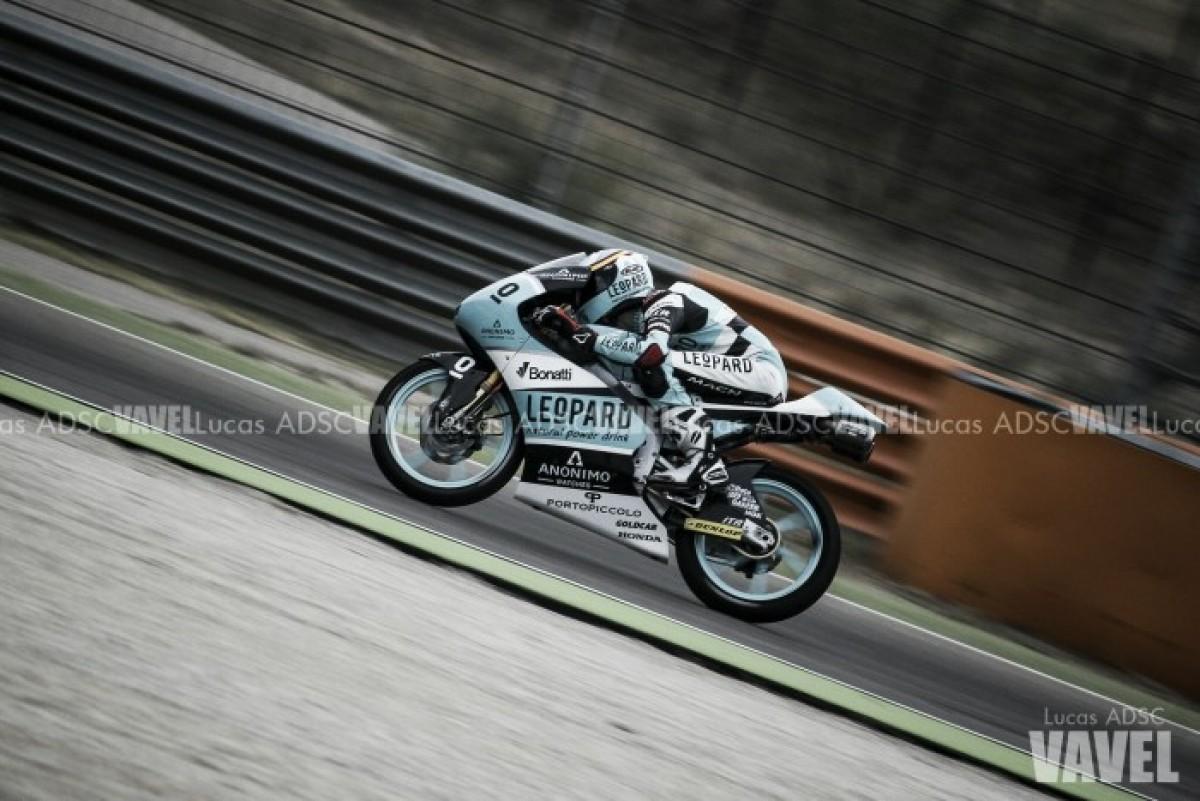 Moto2, Gp d'Italia - Venerdì nel segno della Spagna, ma gli azzurri ci sono
