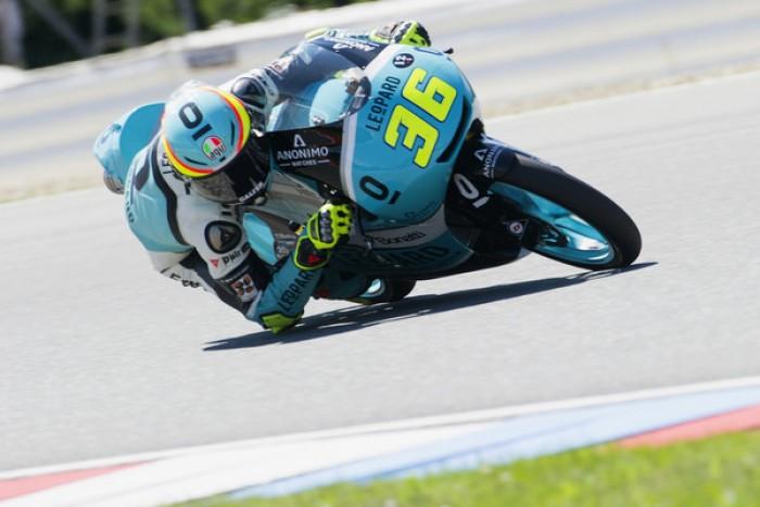 Brno, Moto3: trionfa Mir, Fenati secondo. Completa il podio Canet