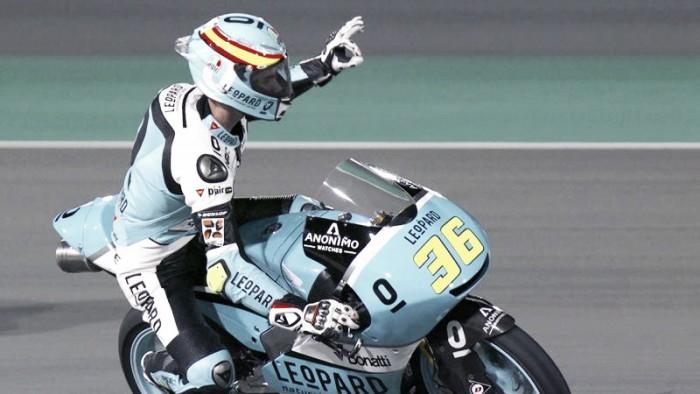 Moto3, Mir respinge l'attacco di Fenati: sesta vittoria