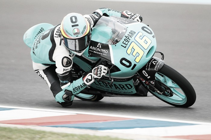 Mir claims first ever Moto3 pole at the Red Bull Ring