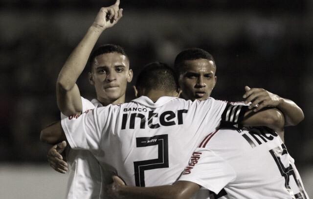 São Paulo goleia Mirassol e se classifica para as quartas de final da Copinha
