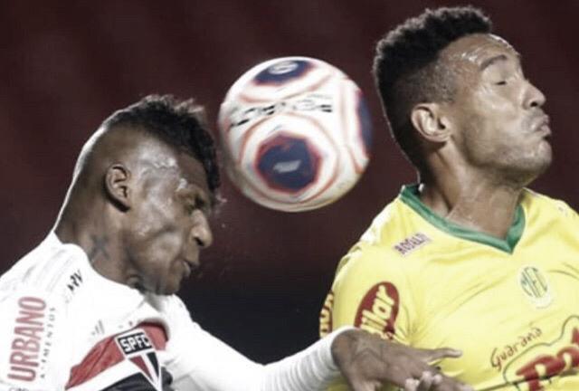 Deu zebra! Mirassol derrota São Paulo no Morumbi e garante vaga à semifinal do Paulistão
