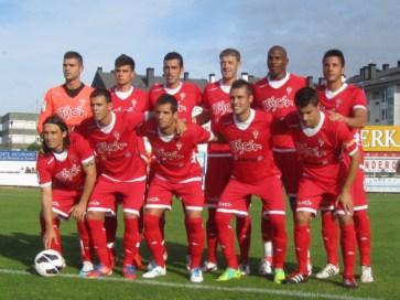 El Sporting empata frente al Marino en un partido poco atractivo