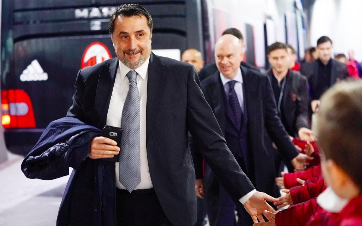 Mirabelli commenta le voci su uno scambio tra Falcao e Andrè Silva