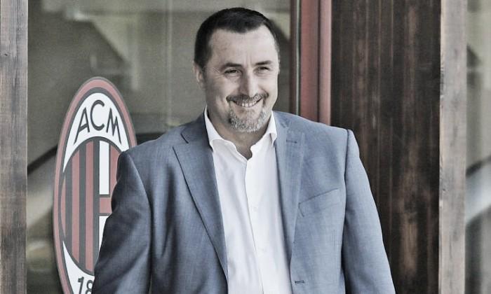 Milan: l'infelice battuta di Mirabelli fa infuriare la Fiorentina